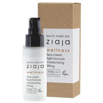 ZIAJA Baltic Home Spa wellness light formula arckrém