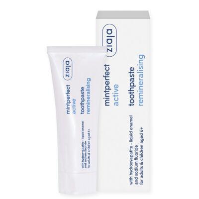 ZIAJA Mintperfect aktív remineralizáló fogkrém