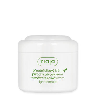 ZIAJA Olívaolaj arckrém light formula 100ml
