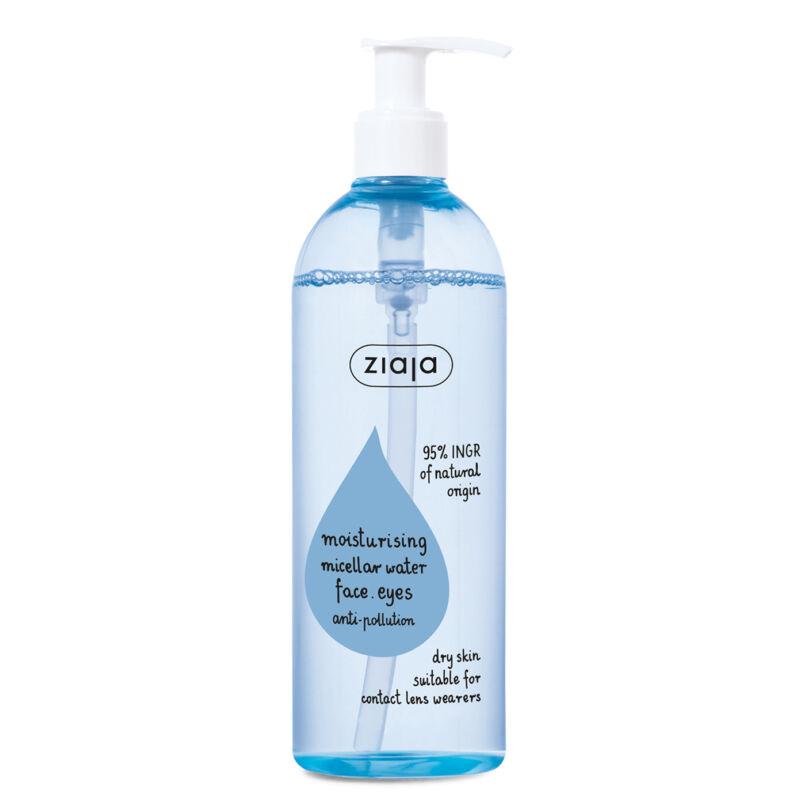 ZIAJA hidratáló micellás víz száraz bőrre
