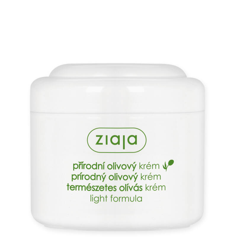 ZIAJA Olívaolaj arckrém light formula 200ml